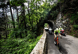 Giovanni Visconti (ITA) of Neri Sottoli Selle Italia KTM at Predmeja during 4th Stage of 26th Tour of Slovenia 2019 cycling race between Nova Gorica and Ajdovscina (153,9 km), on June 22, 2019 in Slovenia. Photo by Vid Ponikvar / Sportida