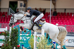 SCHULZE TOPPHOFF Philipp (GER), CONCORDESS NRW<br /> Münster - Turnier der Sieger 2019<br /> BRINKHOFF'S NO. 1 -  Preis<br /> CSI4* - Int. Jumping competition  (1.50 m) -<br /> 1. Qualifikation Grosse Tour <br /> Large Tour<br /> 02. August 2019<br /> © www.sportfotos-lafrentz.de/Stefan Lafrentz