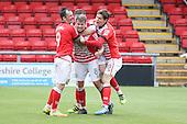 Crewe Alexandra v Doncaster Rovers 030916