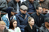 Leonardo DiCaprio at French Open