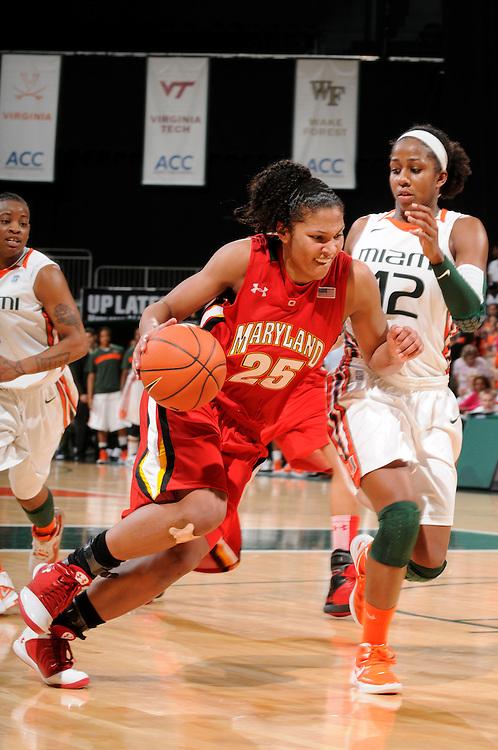2012 Maryland Women's Basketball