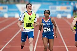 VIDOT Elvina, 2014 IPC European Athletics Championships, Swansea, Wales, United Kingdom