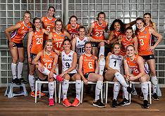 20170522 NED: Nederlands volleybalteam vrouwen, Utrecht