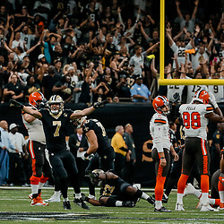 09-16-2018 Cleveland Browns at New Orleans Saints