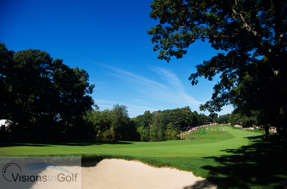 THE COUNTRY CLUB GC, BROOKLINE, BOSTON, <br /> USA / PHOTO MARK NEWCOMBE / venue for the 33rd RYDER CUP 1999