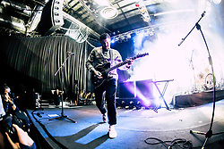May 3, 2017 - Milano, Italy, Italy - British rock band Enter Shikari performs live at Alcatraz. (Credit Image: © Mairo Cinquetti/Pacific Press via ZUMA Wire)