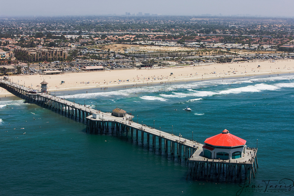 Air Show  In Huntington Beach Ca