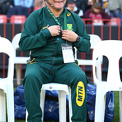 Charles Wessels Operational Head of South Africa during the 2018 Castle Lager Incoming Series 1st Test match between South Africa and England at Emirates Airline Park,<br /> Johannesburg.South Africa. 09,06,2018 Photo by (Steve Haag Sports)