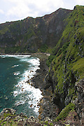 Down Rope Beach, Pitcairn Island<br />