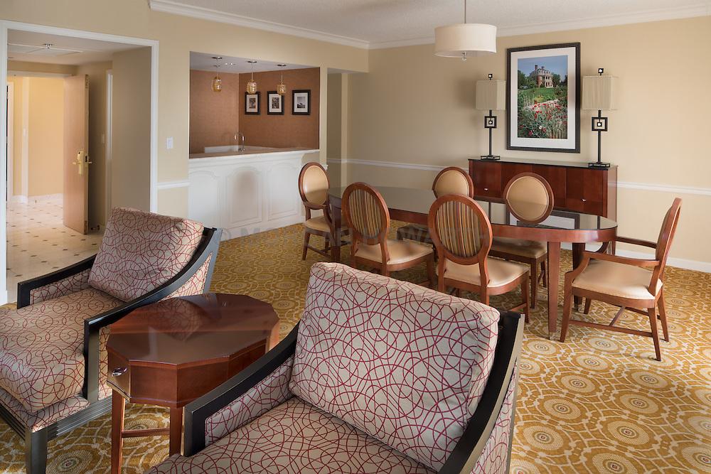 Westfields Marriott Washington Dulles presidential suite