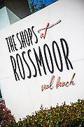 The Shops at Rossmoor in Seal Beach