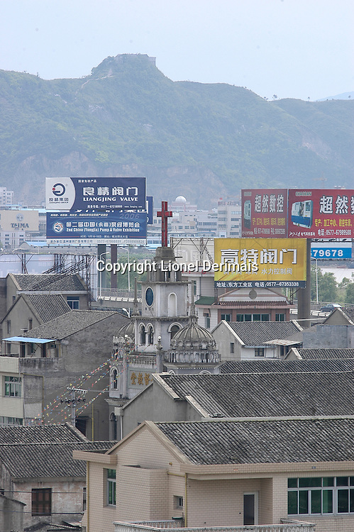 Aokang shoe factory in Wenzhou, Zhejiang, China