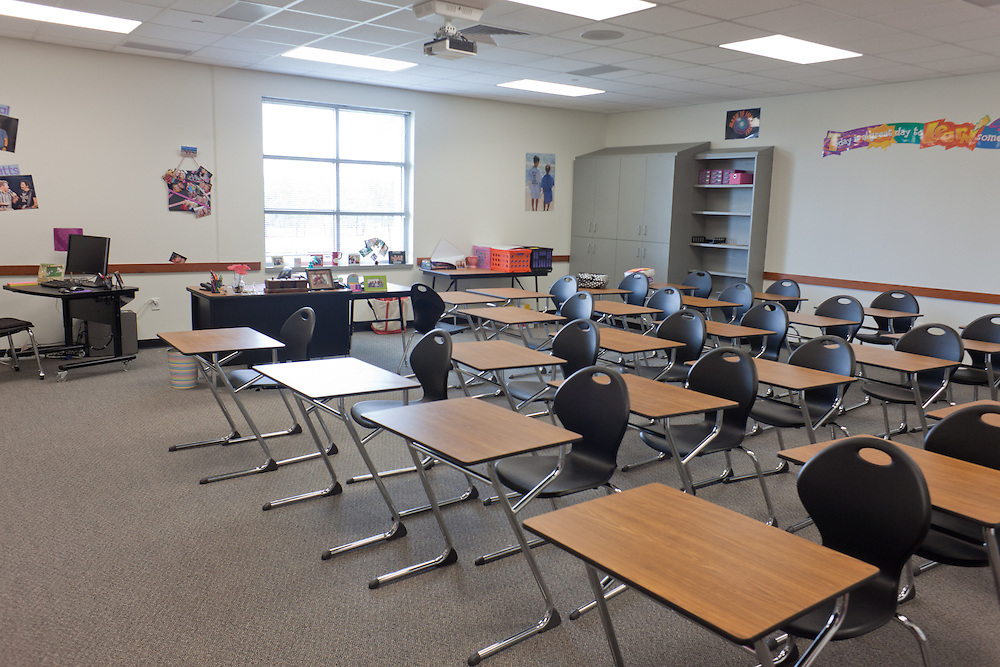 Vandergrift High School<br /> Building 1<br /> Classroom
