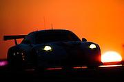 September 15, 2016: World Endurance Championship at Circuit of the Americas. GULF RACING UK, PORSCHE 911 RSR, Michael WAINWRIGHT, Adam CARROLL, Benjamin BARKER, LM GTE AM