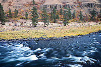 autumn in the Grande Ronde River Canyon, Washington, USA