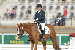 Brenner, Hannelore, Women of the World<br /> Normandie - WEG 2014<br /> Para<br /> © www.sportfotos-lafrentz.de/ Stefan Lafrentz