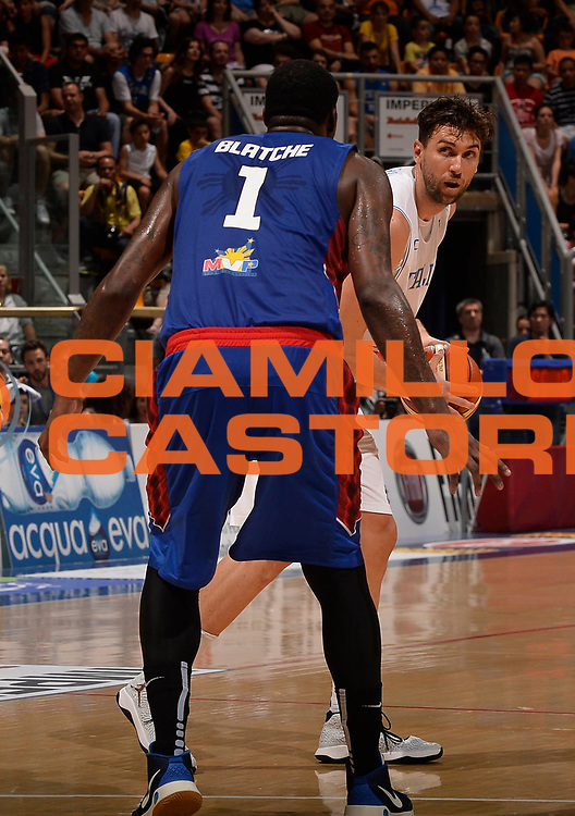 DESCRIZIONE: Bologna Basketball City Tournament - Italia Filippine<br /> GIOCATORE: Andrea Bargnani<br /> CATEGORIA: Nazionale Maschile Senior<br /> GARA: Bologna Basketball City Tournament - Italia Filippine<br /> DATA: 25/06/2016<br /> AUTORE: Agenzia Ciamillo-Castoria