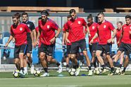 U.S. Men's national team train - 26 July 2017