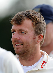 Sussex's Chris Nash - Photo mandatory by-line: Harry Trump/JMP - Mobile: 07966 386802 - 08/07/15 - SPORT - CRICKET - LVCC - County Championship Division One - Somerset v Sussex- Day Four - The County Ground, Taunton, England.