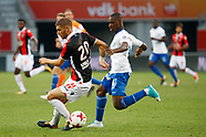 KAA Gent and French Ligue 1 team Nice 13 July 2017