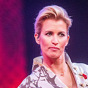NLD/Amsterdam/20161025 - finale Holland Next Top model 2016, Anouk Smulders - Voorveld