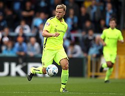 Nicky Featherstone of Hartlepool United - Mandatory byline: Robbie Stephenson/JMP - 07966386802 - 05/09/2015 - FOOTBALL - Adams Park Stadium -Wycombe,England - Wycombe Wanderers v Hartlepool United - Sky Bet League Two