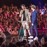 NLD/Amsterdam/20180905- Uitreiking 3FM Awards 2018, Sander Hoogendoorn