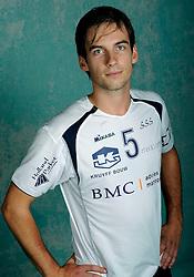 08-10-2009 VOLLEYBAL: PHOTOSHOOT SSS: BARNEVELD<br /> Photoshoot SSS A League seizoen 2009 - 2010 / Bart van Garderen<br /> ©2009-WWW.FOTOHOOGENDOORN.NL