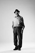 Natividad C. Rocha<br /> Army<br /> E-4<br /> Artillery<br /> Oct. 13, 1942 - Nov. 11, 1945<br /> WWII (Pacific)<br /> <br /> <br /> Veterans Portrait Project<br /> Colorado Springs, CO