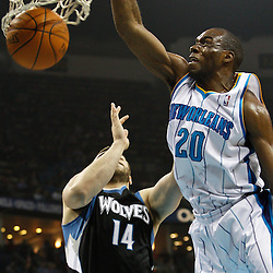 02-07-2011 Minnesota Timberwolves at New Orleans Hornets