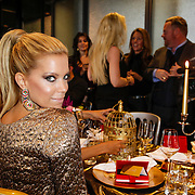 NLD/Amsterdam/20120905 - Lancering sieradenlijn Gassan Diamonds en Danie Bles gepresenteerd aan Sylvie van der Vaart,