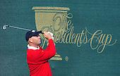 2009 President's Cup - Harding Park Golf Club, San Francisco, CA