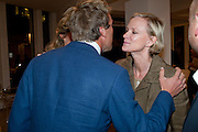 BEN FOGLE; HERMIONE NORRIS, Maggie's autumn fundraiser in aid of the Cancer charity. .  Phillips de Pury & Company, 9 Howick Place, London <br /> www.maggiescentres.org. 27 September 2010. <br /> <br /> -DO NOT ARCHIVE-© Copyright Photograph by Dafydd Jones. 248 Clapham Rd. London SW9 0PZ. Tel 0207 820 0771. www.dafjones.com.