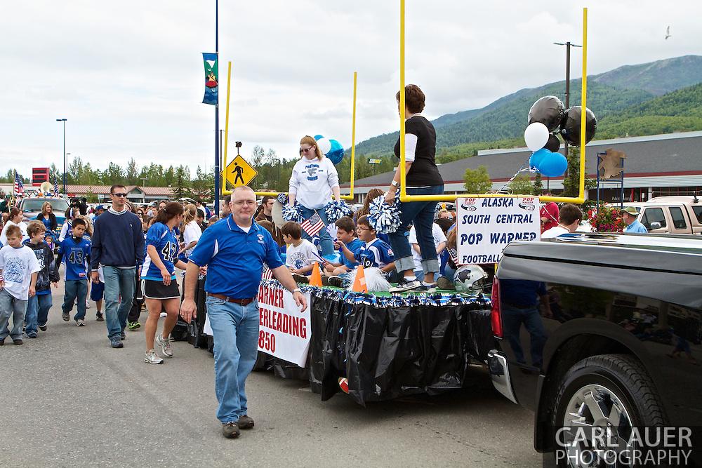 2011 Eagle River Bear Paw 5k and Parade
