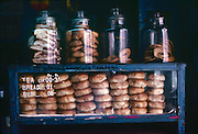 Street food - buns in a box