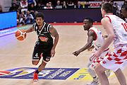 Edgar Sosa<br /> The FlexX Pistoia Basket - Pasta Reggia Juve Caserta<br /> Lega Basket Serie A 2016/2017<br /> Pistoia 13/02/2017<br /> Foto Ciamillo-Castoria