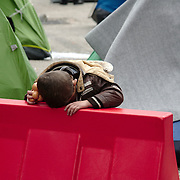 Confinement and control imposed on refugees goes beyond the tightened border security. Unwanted, refugee and asylum seekers are kept in confined areas by visible and invisible layers of control created by a web of security and bureaucracy adapted by most governments in Europe. Unfortunately, these include children.