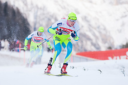 Benjamin Crv (SLO) during the Man team sprint race at FIS Cross Country World Cup Planica 2016, on January 17, 2016 at Planica, Slovenia. Photo By Urban Urbanc / Sportida