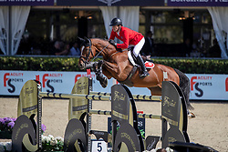 Mändli Beat, SUI, Dsarie<br /> FEI Jumping Nations Cup Final<br /> Barcelona 2019<br /> © Hippo Foto - Dirk Caremans<br />  03/10/2019