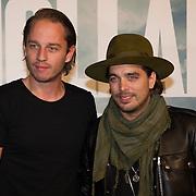 NLD/Utrecht/20150921 - Film premiere 'Holland – Natuur in de Delta', Waylon en .......