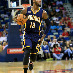 10-04-2016 Indiana Pacers at New Orleans Pelicans