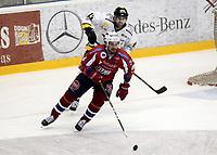 Ishockey , 26. mars 2011 , sluttspillet , semifinale 6 av7<br /> Lørenskog - Stavanger Oilers<br /> <br /> Teemu Kuusisto , Lørenskog