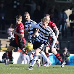Ayr United v Dumbarton | Scottish Championship | 25 March 2017