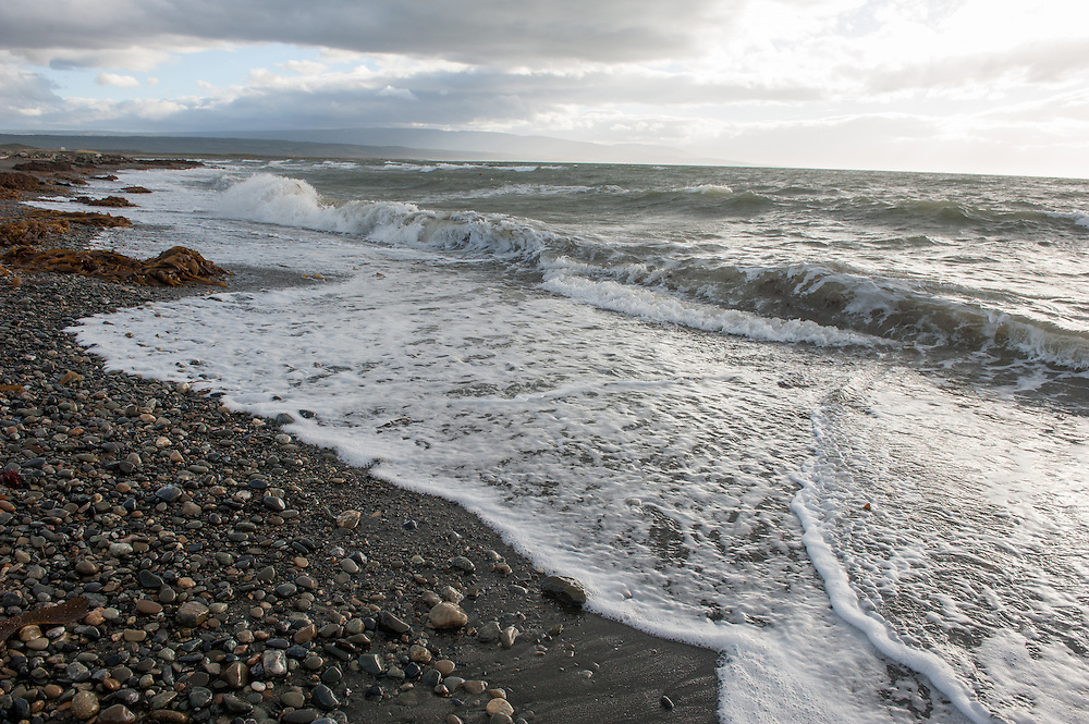 Patagonia Chile beach