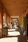 M'HAMID EL GHIZLANE, MOROCCO - 25th April 2014 - M'Hamid el Ghizlane, Erg Chigaga, Southern Morocco.