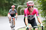 Pierre Rolland (FRA, EF Education First - Drapac) during the 73th Edition of the 2018 Tour of Spain, Vuelta Espana 2018, Stage 15 cycling race, 15th stage Ribera de Arriba - Lagos de Covadonga 178,2 km on September 9, 2018 in Spain - Photo Luis Angel Gomez/ BettiniPhoto / ProSportsImages / DPPI