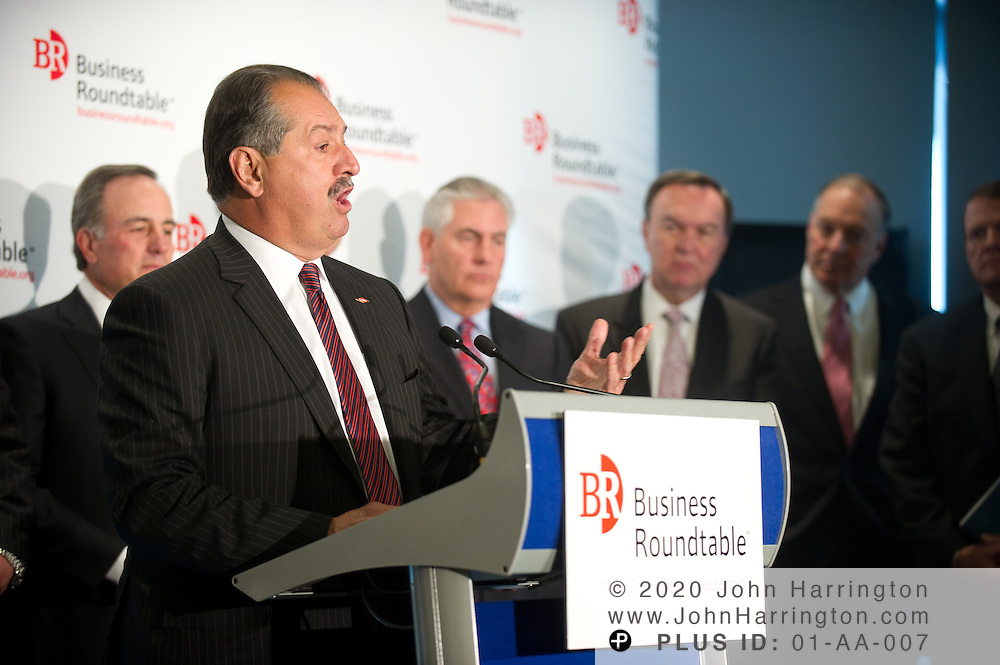 Business Roundtable Press Conference