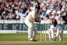 England v West Indies - Test 1 - Day 1 - 17 Aug 2017