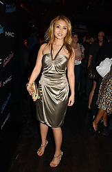 YUKI OSHIMA-WILPON  at a party to celebrate Zandra Rhodes's return to London Fashion week and the launch of a limited edition of M.A.C makeup at Silver, 17 Hanover Square, London W1 on 20th September 2006.<br />