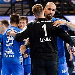 20180415: MKD, Handball - SEHA League 2017/18, Meshkov Brest vs RK Celje Pivovarna Lasko